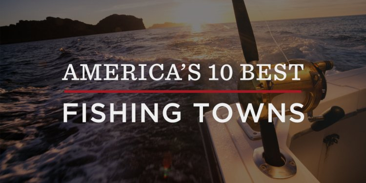 America s 10 Best Fishing