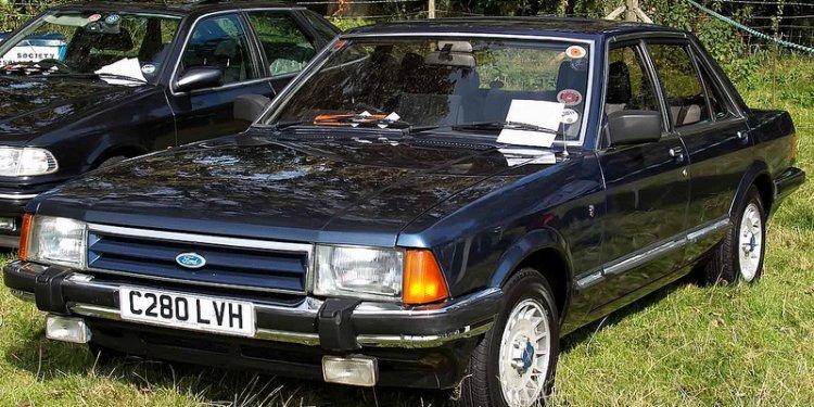 C280 LVH Ford Granada 1985 MkII