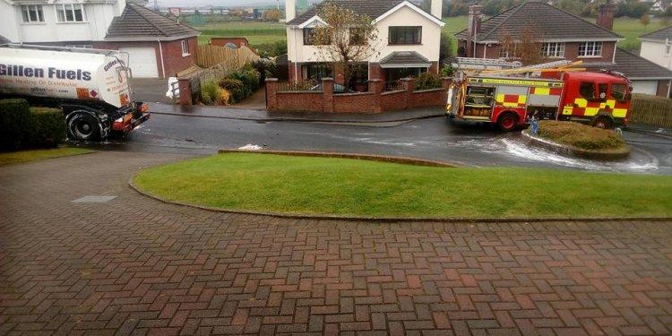 Derry oil fire 1