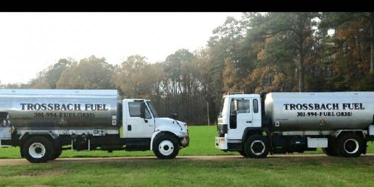 Trossbach Fuel Truck.