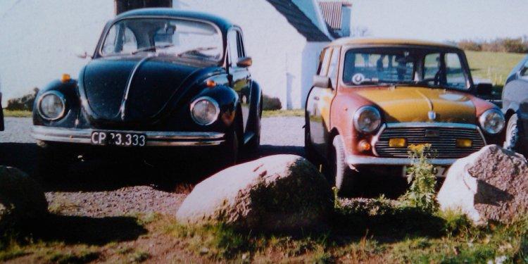 My VW 1302LS and Mini
