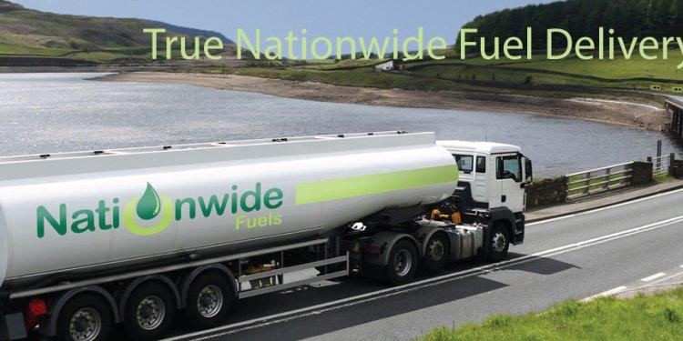 Nationwide red diesel fuel
