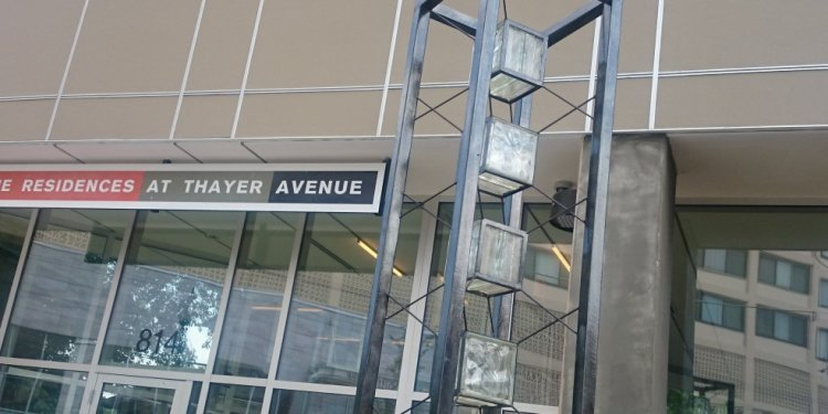 View Thayer Avenue Project