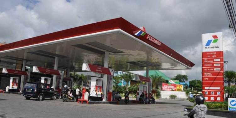 Pertamina Gas Station