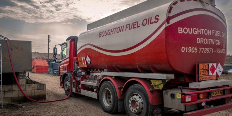 Fuel oil Suppliers