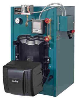 High Efficiency Oil Boilers