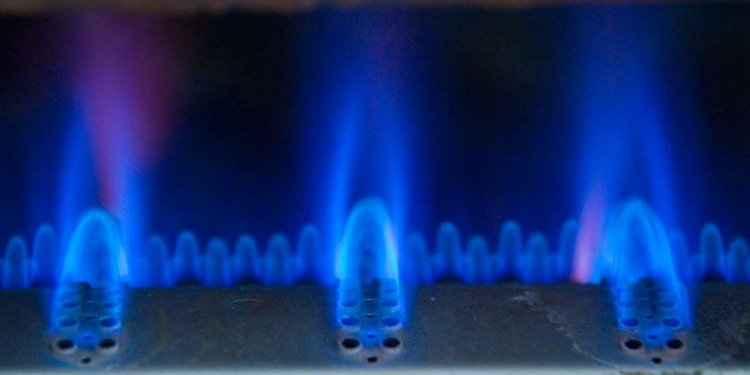 What is natural gas heating?