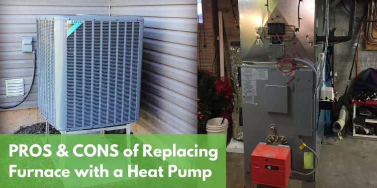 Heat pump VS oil furnace