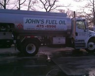 Johns fuel oil