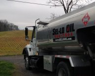 Local fuel oil prices